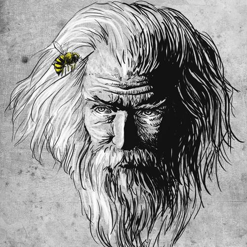 Old Man Logos: the Best Old Man Logo Images | 99designs