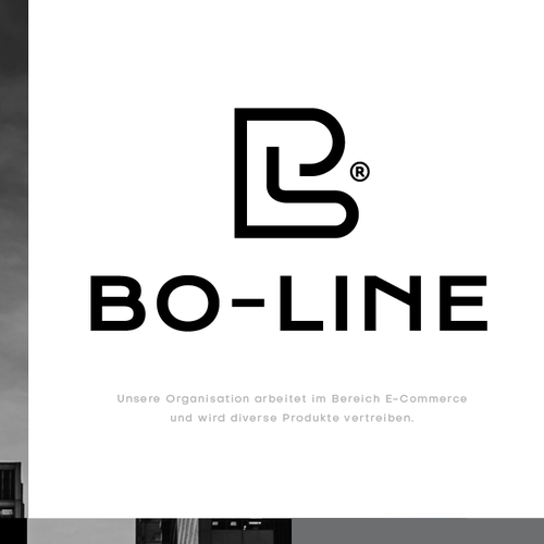L design with the title 'Bo-Line'