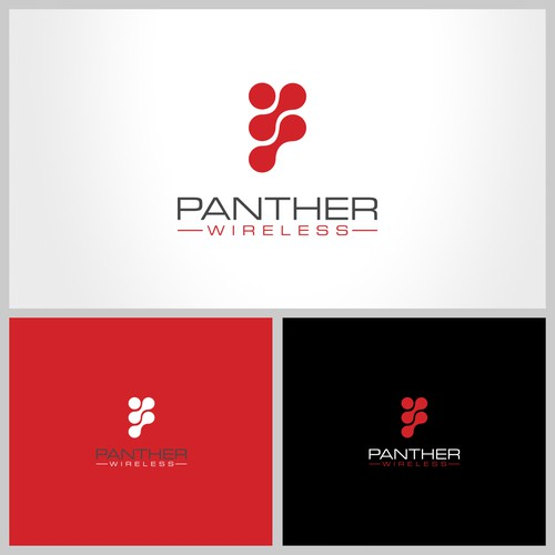 Industrial brand with the title 'Panther Wireless'
