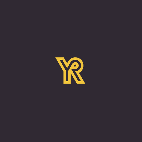 Ligature logo with the title 'YR'