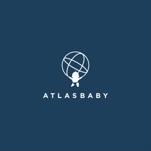 Atlas design with the title 'Atlas Baby'