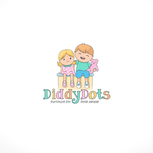 Boy logo with the title 'DiddyDots'