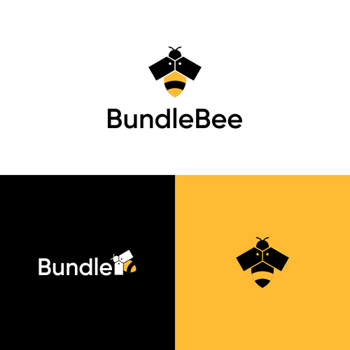 Price logo with the title 'Bee + Price tag '