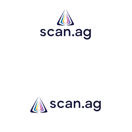 Scan design with the title 'Scan.ag'