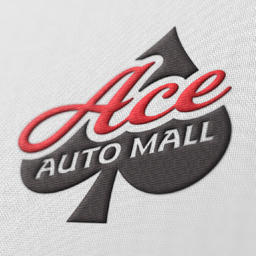 Vehicle logo with the title 'Automotive Logo design'