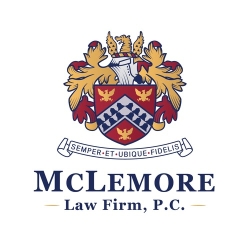 Advocate logo with the title 'McLemore'