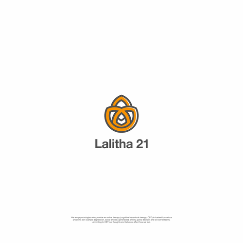 Lotus logo with the title 'LALITHA 21'