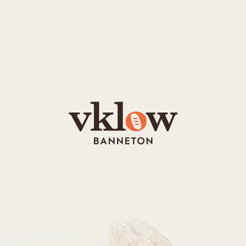 Bread logo with the title 'Logo for vKlow'