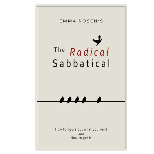 Independent design with the title 'The Radical Sabbatical'