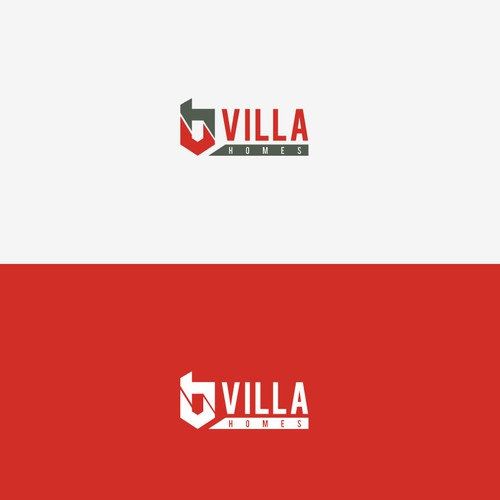 Villa logo with the title 'Villa Home'