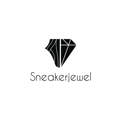 Sneaker logo with the title 'SNEAKERJEWEL'