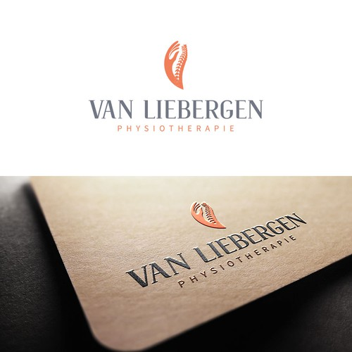 PT logo with the title 'Van Liebergen'