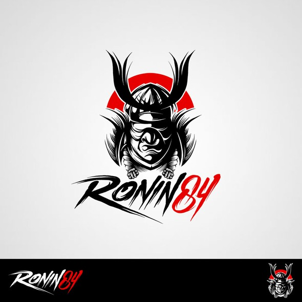 Japanese brand with the title 'RONIN 84'