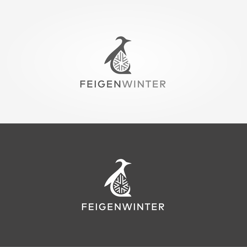 Winter logo with the title 'Feigen Winter'