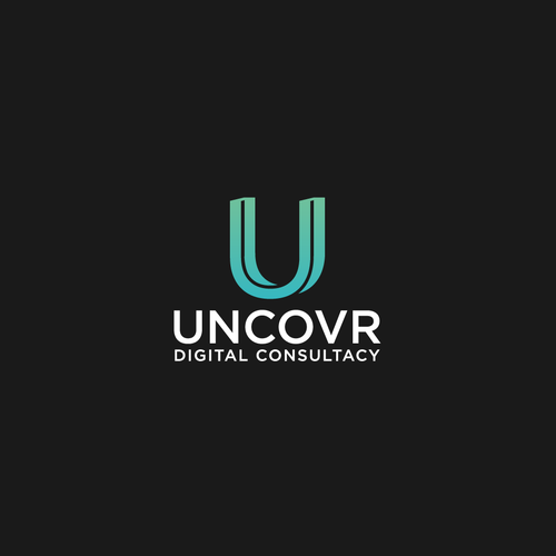 U logo with the title 'UNCOVR'
