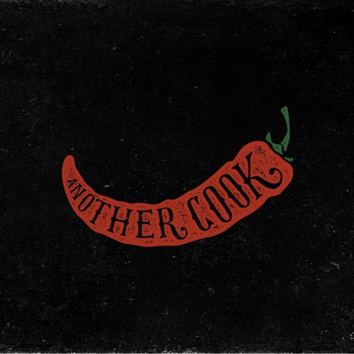 Chili design with the title 'Another cook'