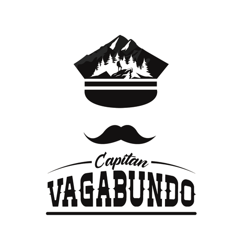 Captain logo with the title 'Capitan Vagabundo'