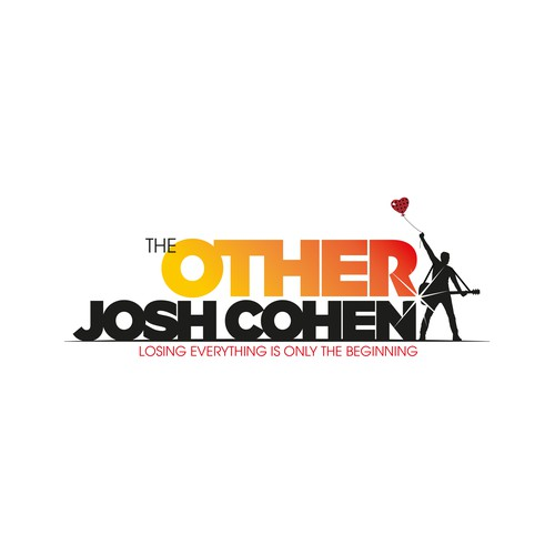 Music logo with the title 'The Other Josh Cohen'