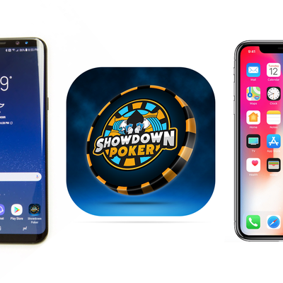 Showdown Poker app icon