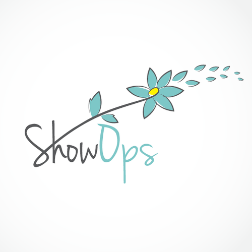 Spring logo with the title 'classic logo ShowOps'
