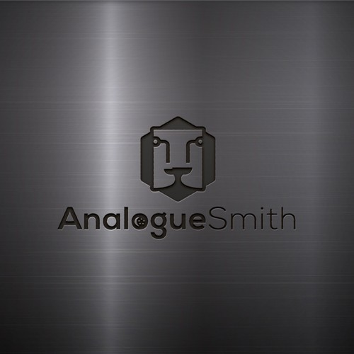 Anvil design with the title 'Singapore Integrated Circuit Design Logo Concept'