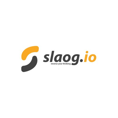 Symmetry design with the title 'Slaog.io'