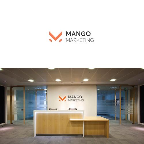Mango logo with the title 'Mango Marketing'