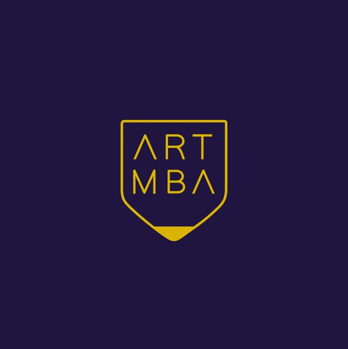 Professional logo with the title 'ART MBA'