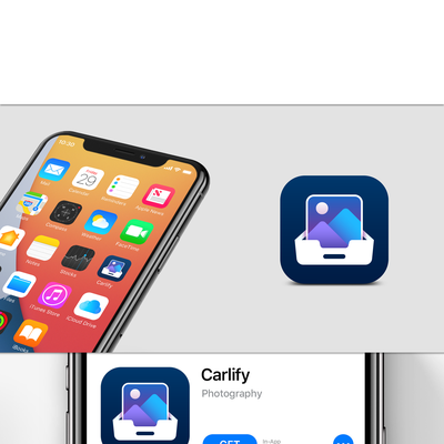 Photo Inbox by Carlify