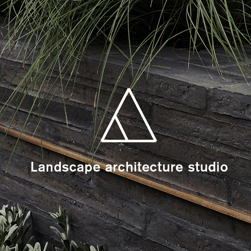 Architecture website with the title 'Webdesign for Architecture Studio'