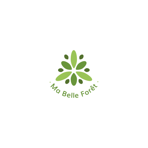NGO design with the title 'Logo design for Sustainable Initiative'