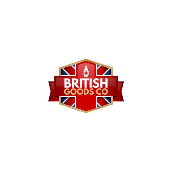 English design with the title 'British Goods'