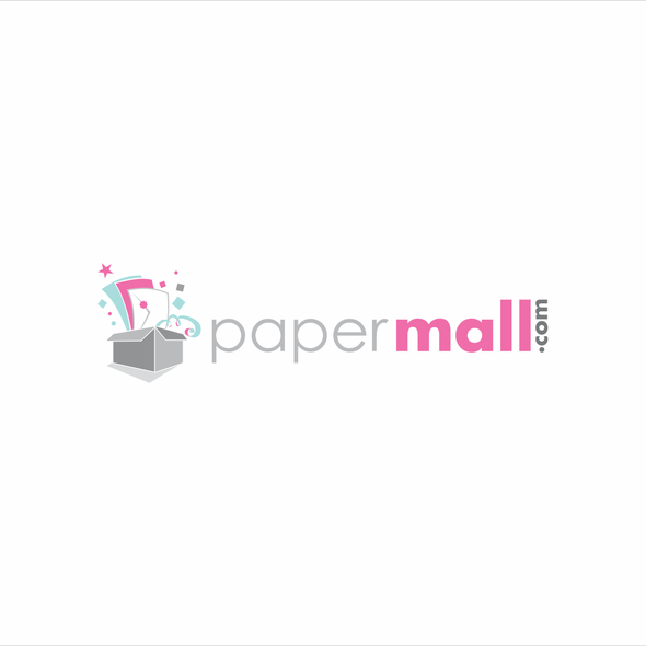 Mall logo with the title 'retail logo'