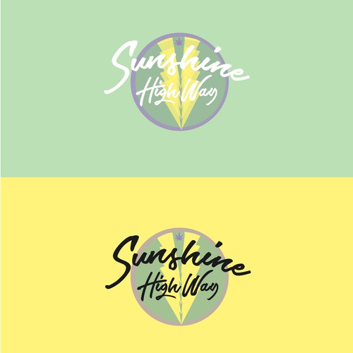 420 logo with the title 'Sunshine Highway'