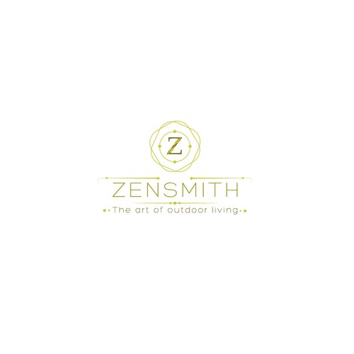 Tablet logo with the title 'ZENSMITH'