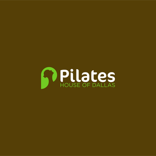 Pilates design with the title 'Create an unforgettable logo design for trendy and upscale Pilates and Gyrotonic studio!'