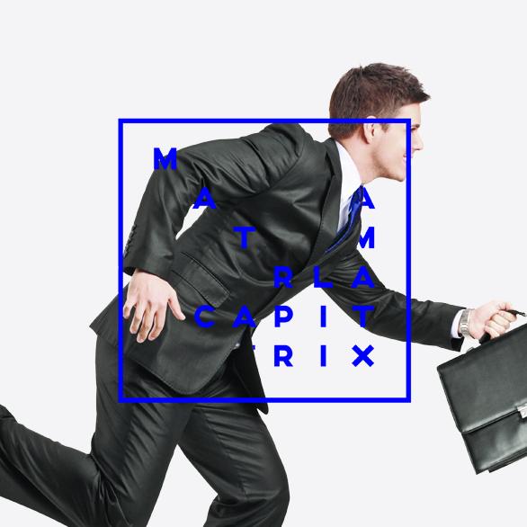 Matrix design with the title 'Matrix Capital'