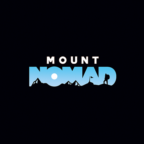Freedom design with the title 'Mount Nomad'