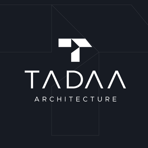T design with the title 'tadaa'