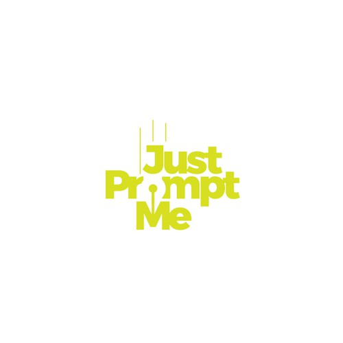 Journal logo with the title 'Logo Just Prompt Me'