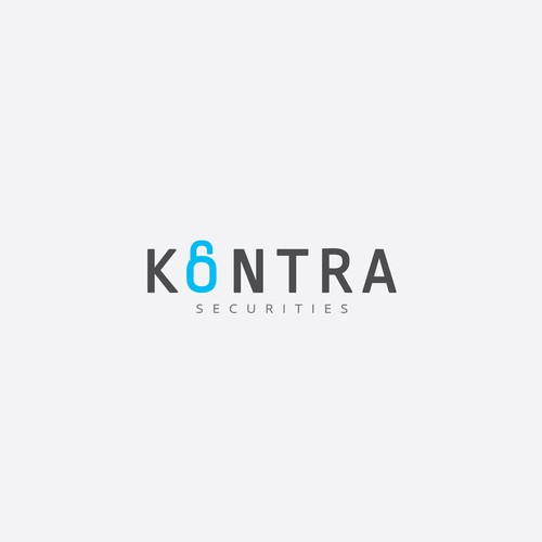 Locker logo with the title 'Kontra Securities'