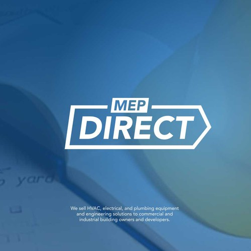 Direction logo with the title 'MEP Direct'