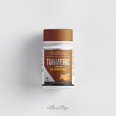 Product Label - Food Supplement for NLH