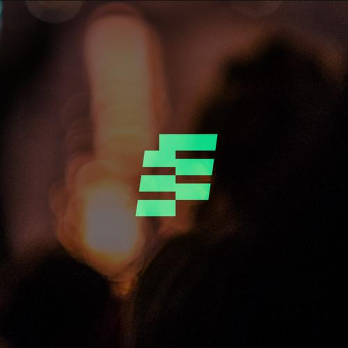 Management design with the title 'online event management platform'
