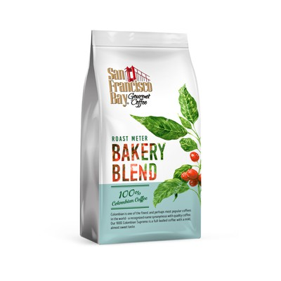 Fresh bakery blend for coffee company