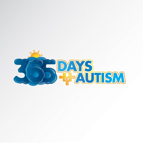Autism logo with the title '365 Days of Autism - Company - Entry'