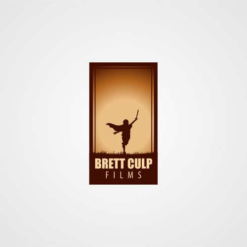 Epic logo with the title 'brett culp films'