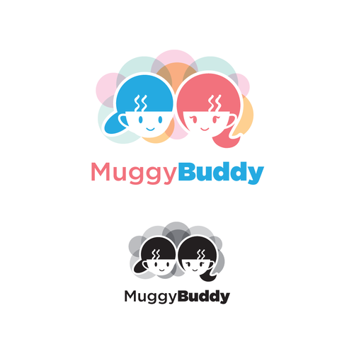 Buddy logo with the title 'Muggy Buddy'