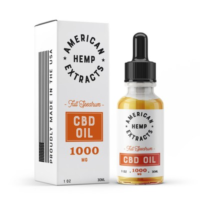 CBD OIL Branding design