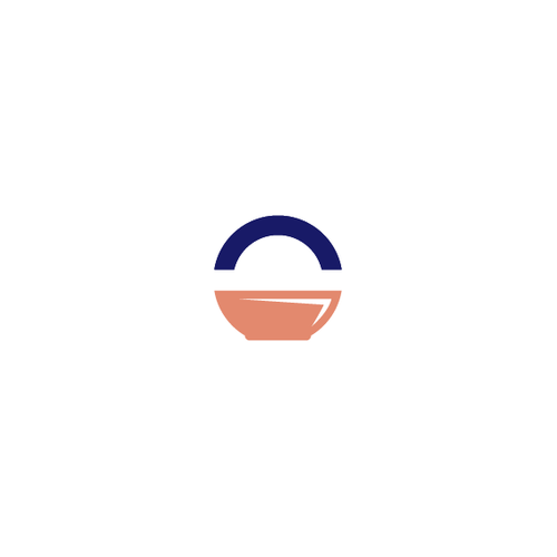 Copper logo with the title 'OMAKASA'